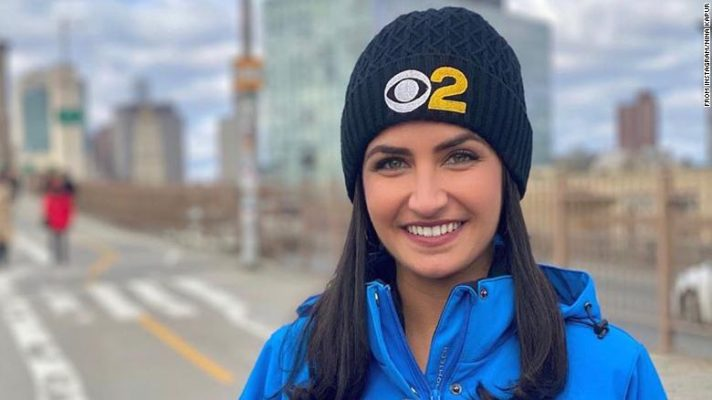 CBS reporter Nina Kapur 26 dies after rental moped accident in New York