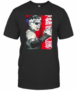 Anthony Bourdain Fuck Middle Finger T-Shirt Classic Men's T-shirt