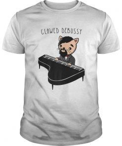Cat Playing Classical Piano Music Claw  Unisex