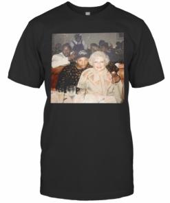 Dr. Dre – Eazy E And Betty White T-Shirt Classic Men's T-shirt
