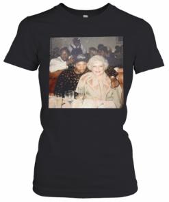 Dr. Dre – Eazy E And Betty White T-Shirt Classic Women's T-shirt