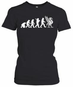 False Evolution True Evolution Liverpool Fc T-Shirt Classic Women's T-shirt