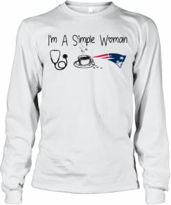 New England Patriots Basic T-Shirt