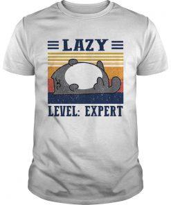 Lazy Level Expert Vintage  Unisex
