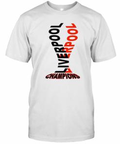 Liverpool Football Club Champions 2020 T-Shirt Classic Men's T-shirt