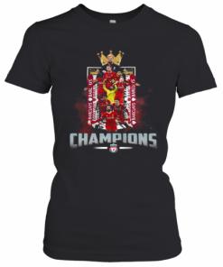 Liverpool Football Club The King Champions T-Shirt Classic Women's T-shirt