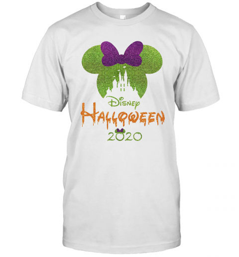 Minnie Mouse Disney Halloween 2020 T-Shirt Classic Men's T-shirt