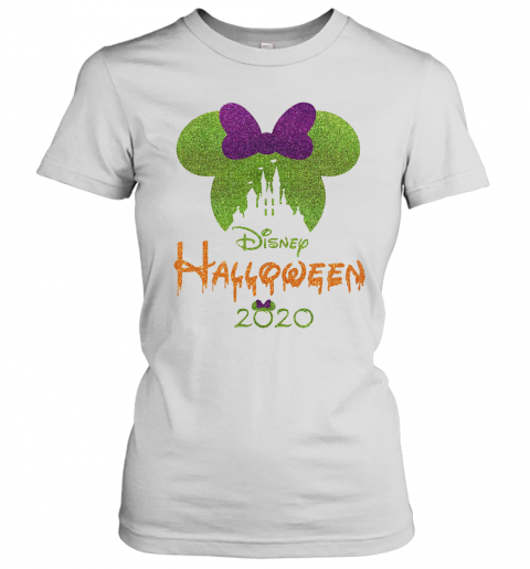 Minnie Mouse Disney Halloween 2020 T-Shirt Classic Women's T-shirt