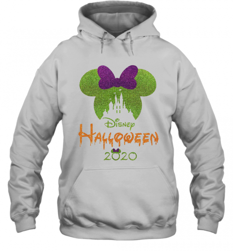 Minnie Mouse Disney Halloween 2020 T-Shirt Unisex Hoodie