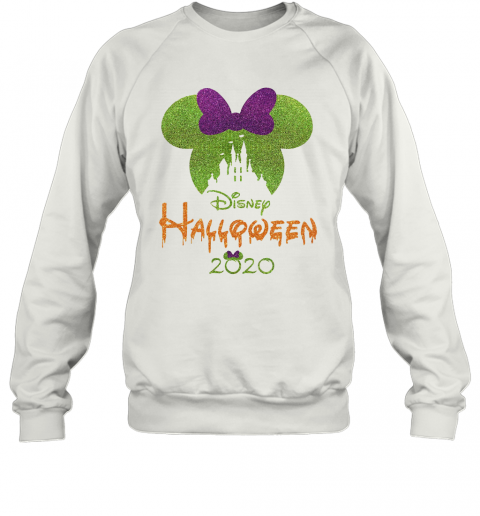 Minnie Mouse Disney Halloween 2020 T-Shirt Unisex Sweatshirt