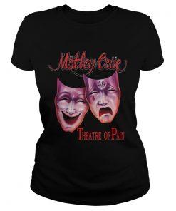 Motley Crue Theatre Of Pain  Classic Ladies