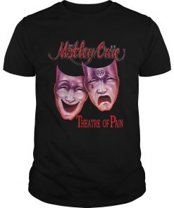 Motley Crue Theatre Of Pain  Unisex