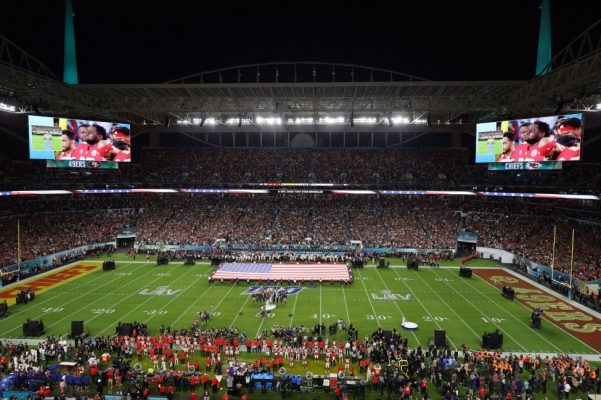 NFL to play Black national anthem 'Lift Ev'ry Voice and Sing' before 'Star Spangled Banner' at Week 1 games