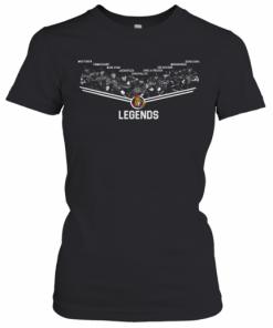 Senators Facing Elimination Legends Team Player Signature T-Shirt Classic Women's T-shirt