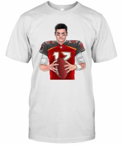 Tom Brady Buccaneers T-Shirt Classic Men's T-shirt