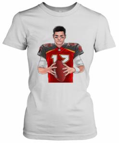 Tom Brady Buccaneers T-Shirt Classic Women's T-shirt