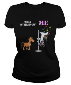 Unicorn me horses other motherinlaw  Classic Ladies