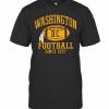 Washington Football DC Since 1937 T-Shirt Classic Men's T-shirt