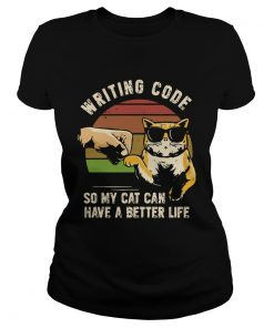 Writing Code So My Cat Can Have A Better Life  Classic Ladies