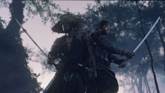 Stealth is the best approach in Ghost of Tsushima, but the combat system is rewarding, too.