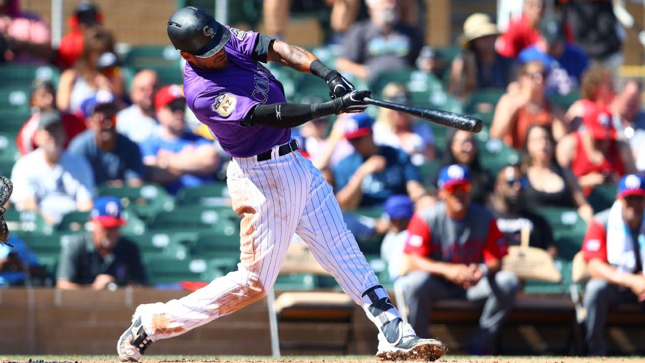 Rockies' Ian Desmond says baseball is 'failing' minorities