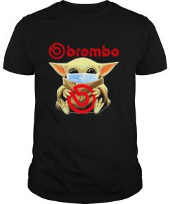 Baby Yoda Hug Brembo shirt