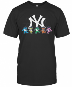 Bears New York Yankees Baseball T-Shirt Classic Men's T-shirt