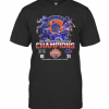 Boise State Broncos 2019 Mountain West Football Champions T-Shirt Classic Men's T-shirt