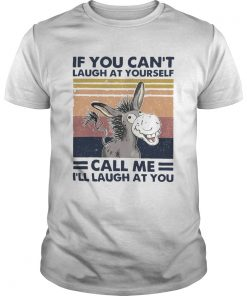 Cow If You Cant Laugh At Yourself Call Me Ill Laugh At You vintage  Unisex