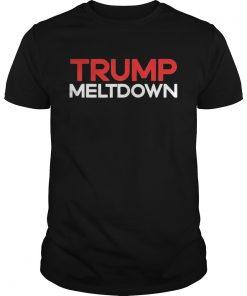 Donald trump meltdown 2020  Unisex