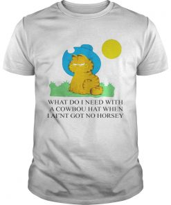 Edward Stockwell What Do I Need With A Cowboy Hat When I Aint Got No Horsey Halloween  Unisex