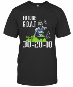 Future Goat Dallas Mavericks Basketball Signature T-Shirt Classic Men's T-shirt