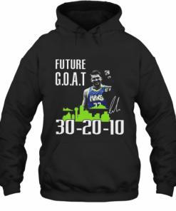 Future Goat Dallas Mavericks Basketball Signature T-Shirt Unisex Hoodie