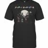 Halloween Jack Skellington And Friends Crossing Road T-Shirt Classic Men's T-shirt