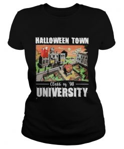 Halloween Town Class Of 98 University  Classic Ladies