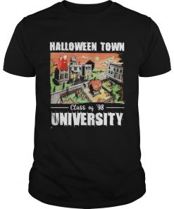 Halloween Town Class Of 98 University  Unisex