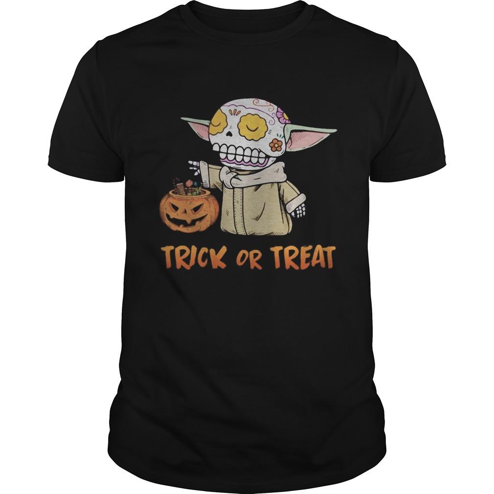 Halloween Sugar Skill Trick Or Treat Pumpkins Shirt Masswerks Store