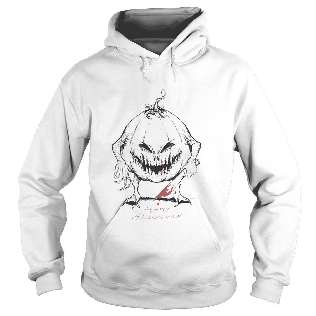 Happy Halloween Pumpkin Hoodie