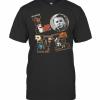 Horror Michael Myers Love Halloween T-Shirt Classic Men's T-shirt