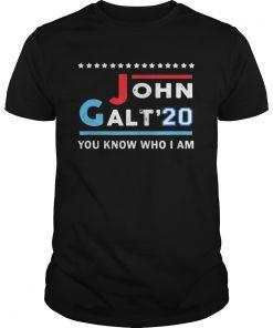 John galt20 you know who I am  Unisex