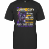 Joker As A June Guy I Have 3 Sides The Quiet And Sweet Side The Fun And Crazy Side And The Side You Never Want To See T-Shirt Classic Men's T-shirt