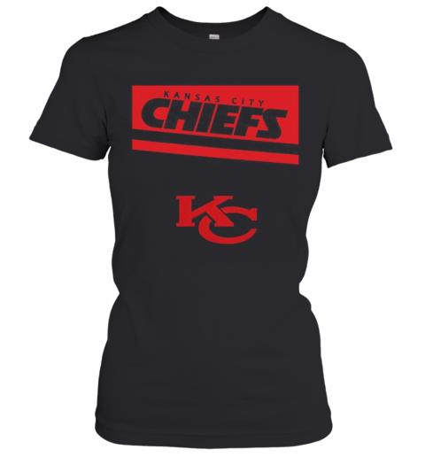 Kansas City Chiefs Football Logo T-Shirt Classic Women's T-shirt