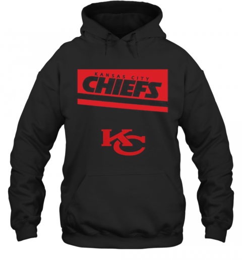 Kansas City Chiefs Football Logo T-Shirt Unisex Hoodie