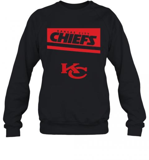Kansas City Chiefs Football Logo T-Shirt Unisex Sweatshirt