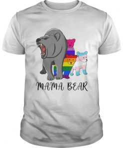 Lgbt Mama Bear  Unisex