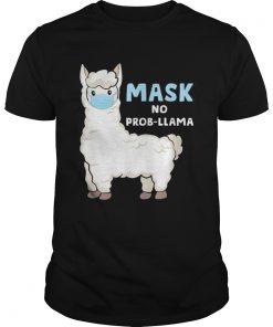 Mask no probllama  Unisex