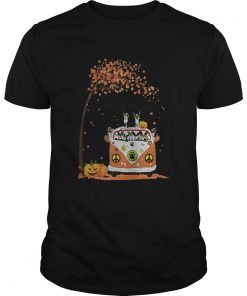 Peace bus chihuahua its the most wonderful time of the year leaves tree pumpkins  Unisex
