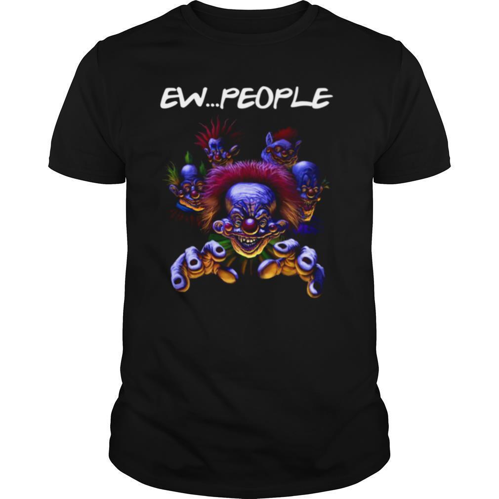 Pennywise It Horror Ew People Halloween Shirt Masswerks Store