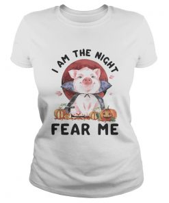 Pig witch I am the night fear me sunset  Classic Ladies