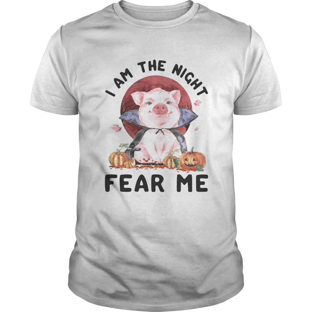 Pig witch I am the night fear me sunset  Unisex
